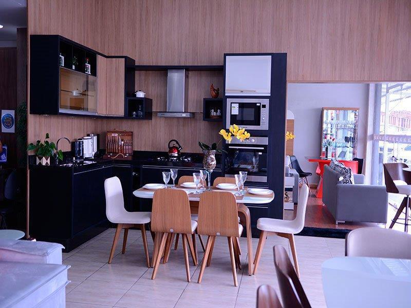 Lojas de cozinhas planejadas